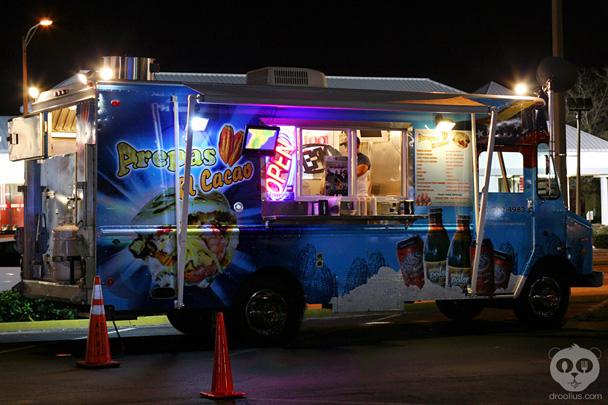 Food Trucks Arepas Orlando