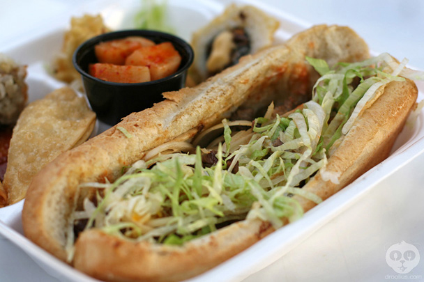 Korean BBQ Taco Box – Orlando, FL : Droolius