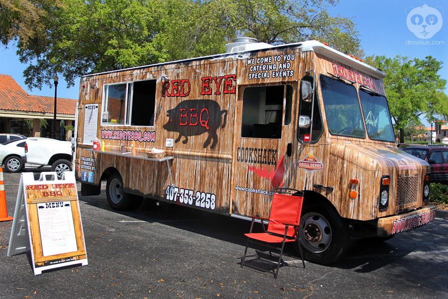 Good Food Trucks In Orlando