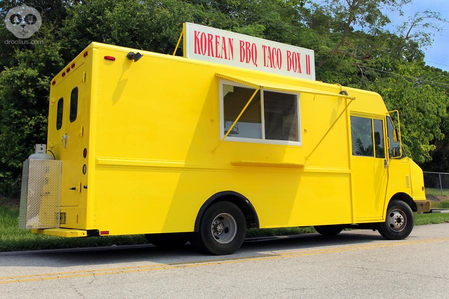 Kbbq Food Truck