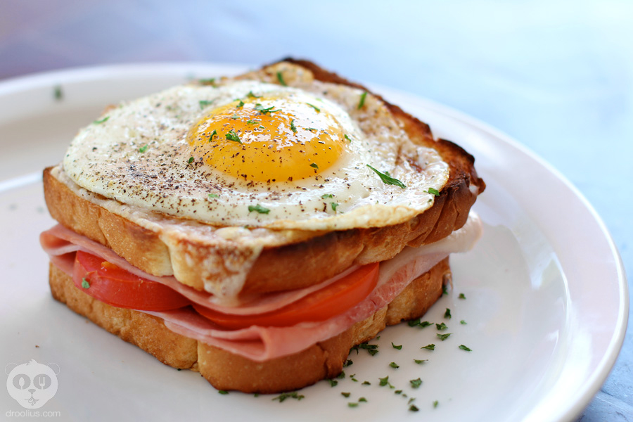 Croque Madame – Le Café De Paris – Orlando, FL – Photo of the ...