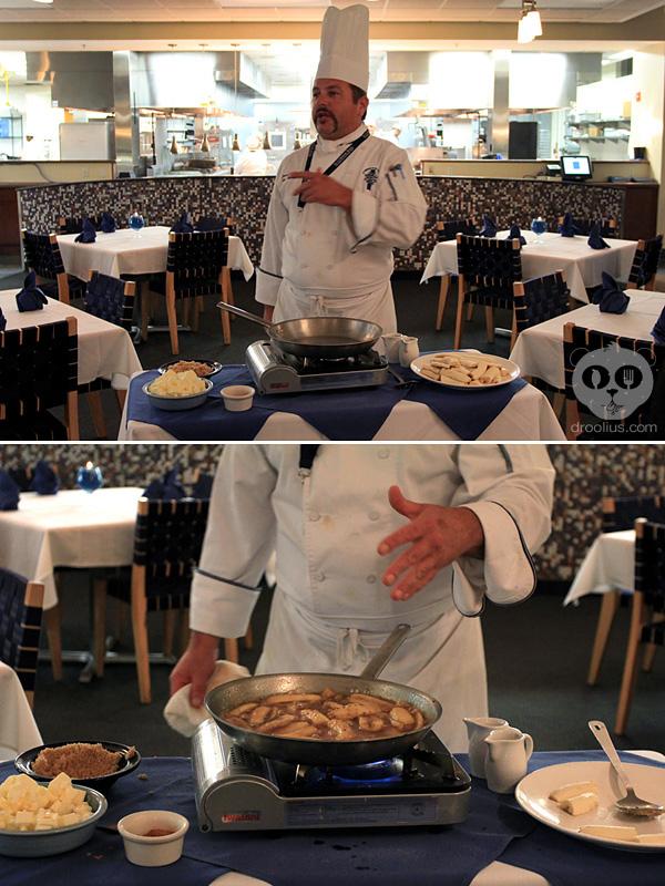 cordon bleu chef