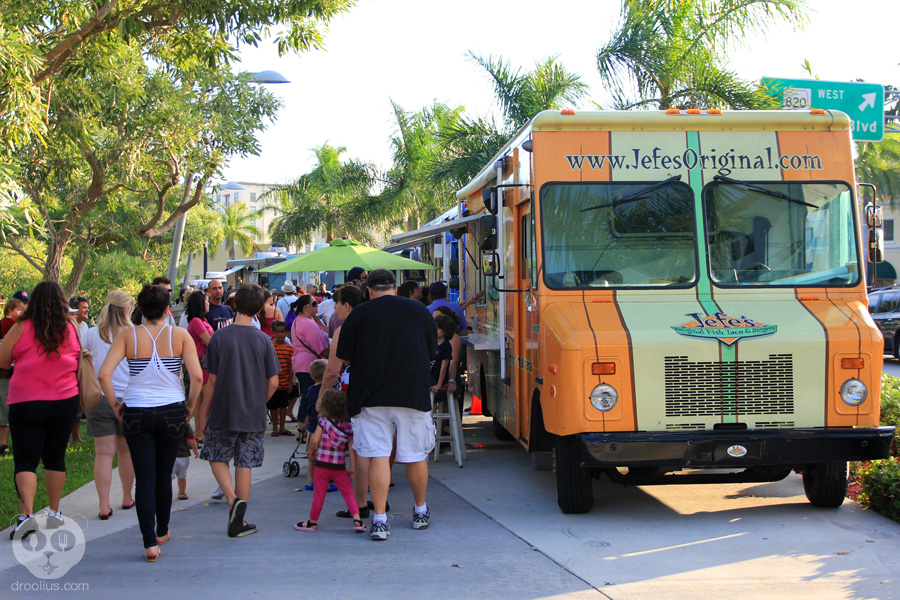 Miami South Beach Food Trucks