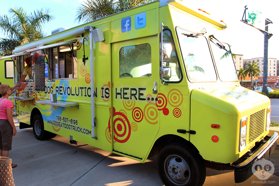 Food Truck Invasion