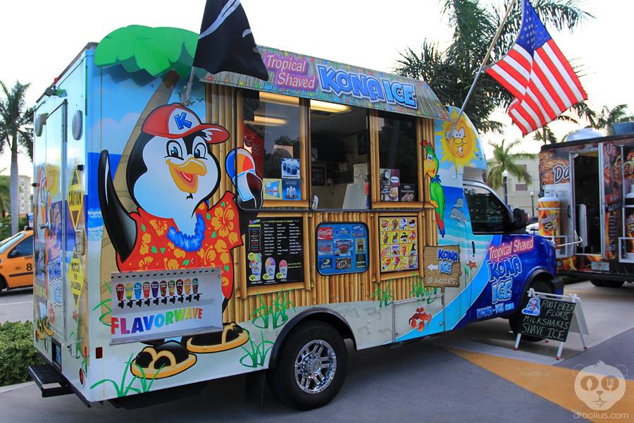 Food Truck Wellington Road