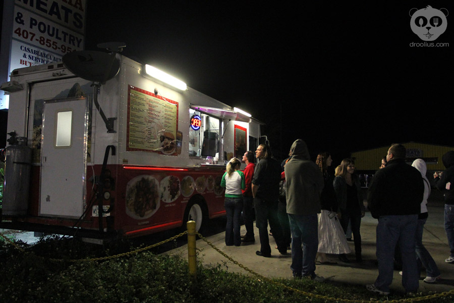 Latin Food Trucks In Orlando
