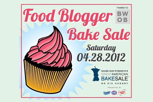Central Florida Food Blogger Bake Sale 2012
