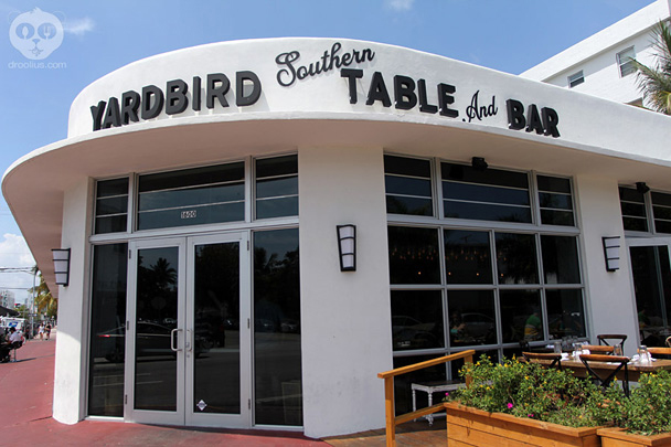 Yardbird Restaurant Miami Beach Fl