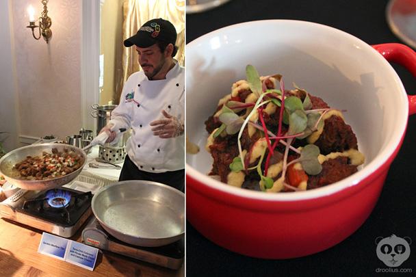 2012 Epcot Food & Wine new dishes & twists