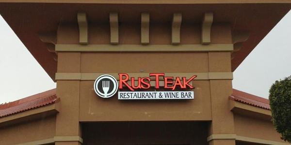 RusTeak Restaurant and Wine Bar Grand Opening