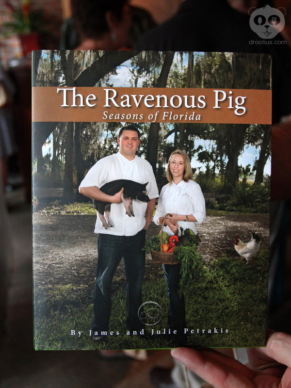 The Ravenous Pig: Seasons of Florida - Cookbook Release Party