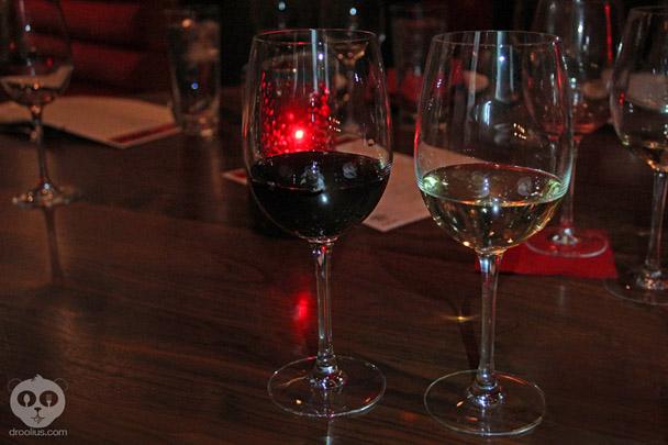 Vibrant Rioja Wine Luis Burgos at Scott Joseph Supper Club at The Boheme