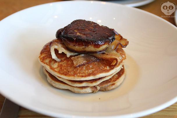 Foie Gras & Pancakes