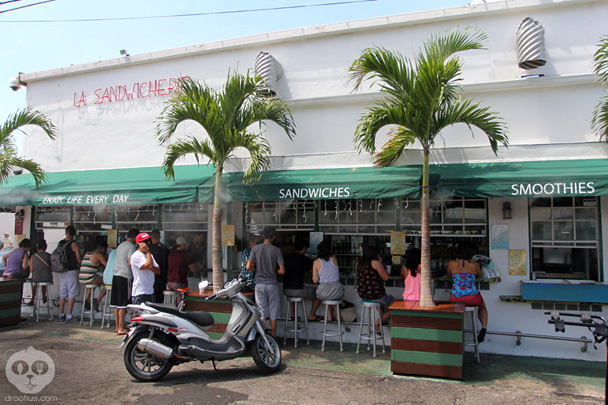 La Sandwicherie South Beach Miami, FL
