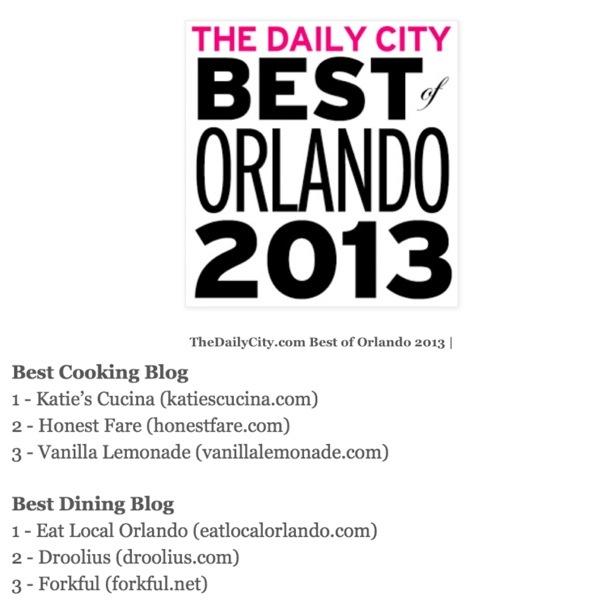 TheDailyCity Best of Orlando 2013