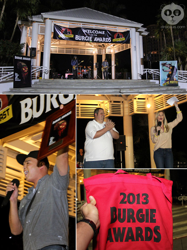4th Annual Burgie Awards Food Festival in Ft. Lauderdale, FL