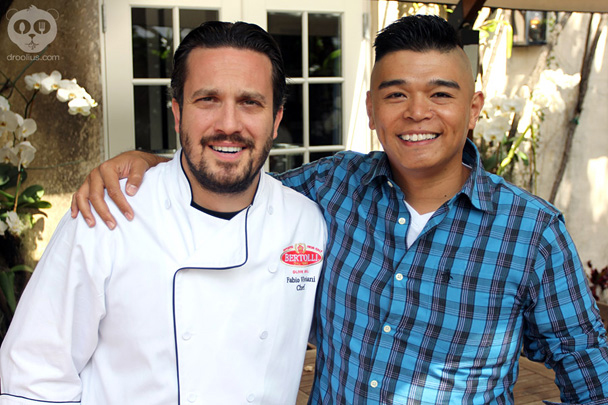 Chef Fabio Viviani Interview at SOBEWFF