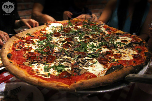 Lombardi's Pizza NYC
