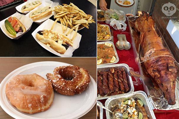 Droolius Chicago Part 1 Food & Travel