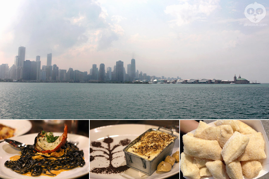 Droolius Chicago Part 3 Food & Travel