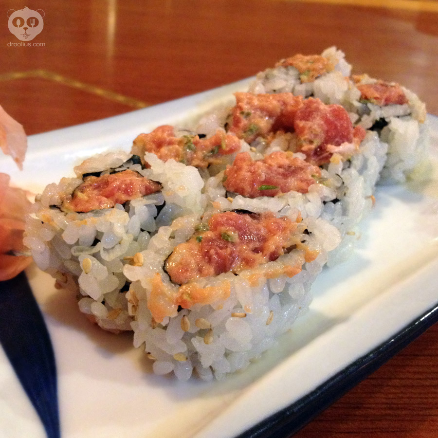 Kumo Japanese Restaurant Davenport Fl Menu