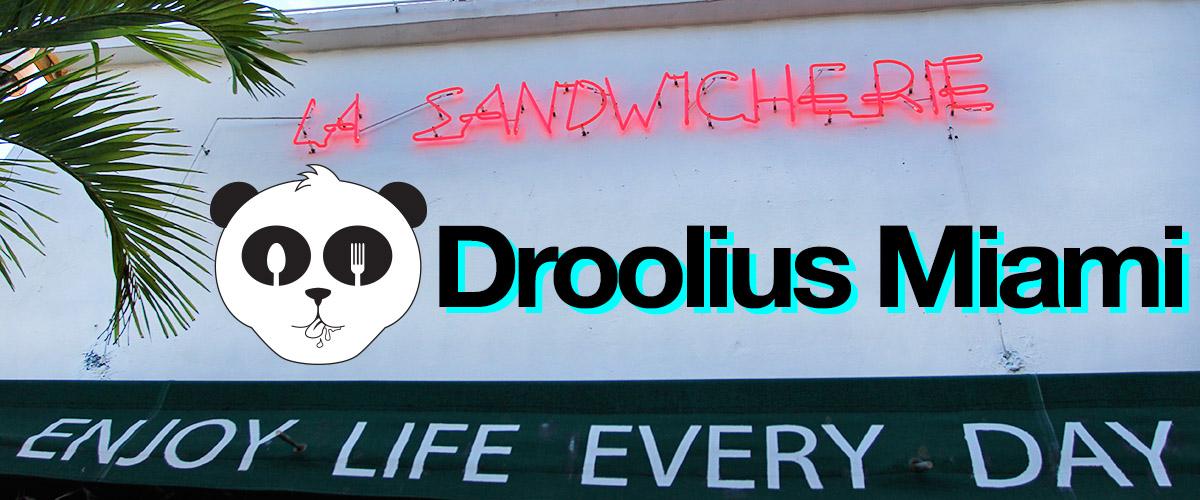 Droolius Miami Food Guide