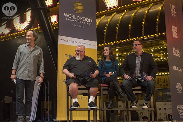 World Food Championships 2013 Las Vegas