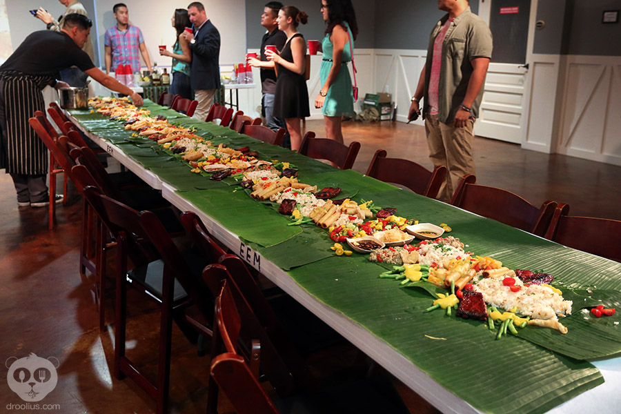 Kamayan: A Filipino Feast at East End Market in Orlando A Success