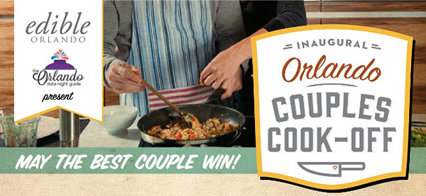 The Inaugural Orlando Couples Cook-Off