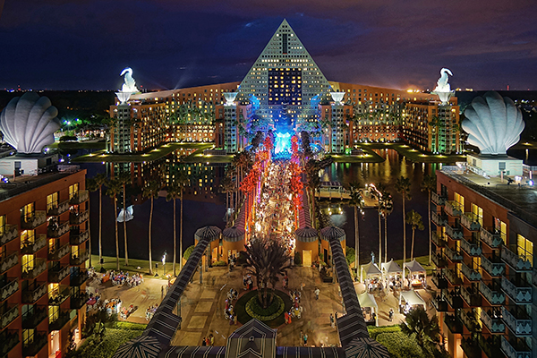 Fifth Annual Food & Wine Classic at Swan and Dolphin Resort - Walt Disney World