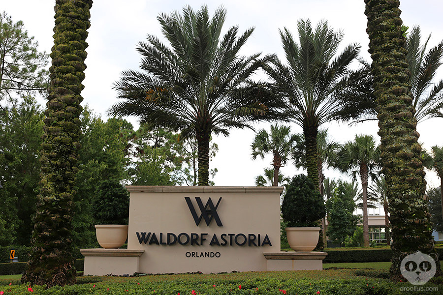 Food & Wine Weekends at Waldorf Astoria Orlando