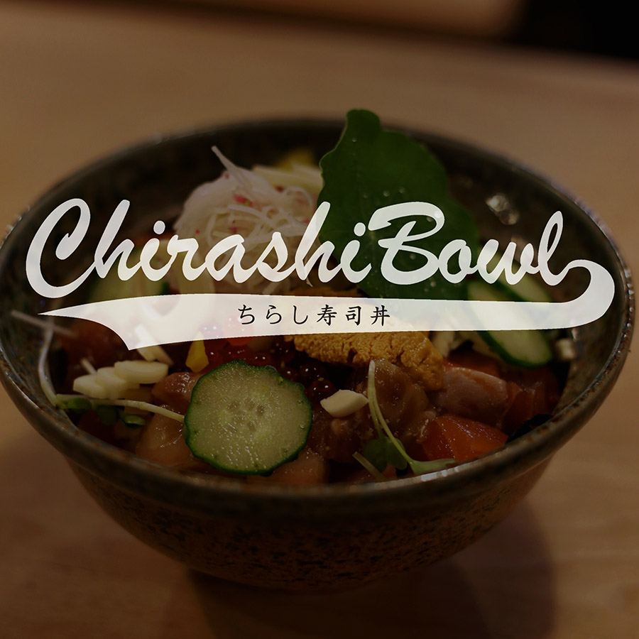 ChirashiBowl YouTube Channel