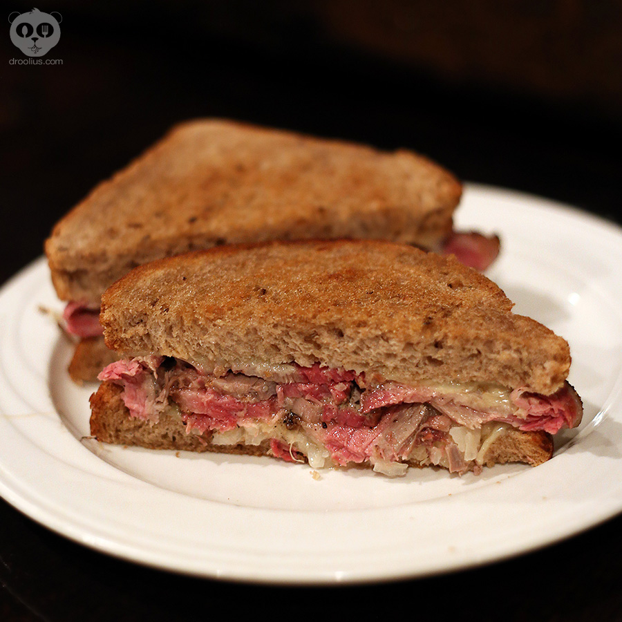 Hot Pastrami Sandwich Day – Celebrate With A Rachel Sandwich ...