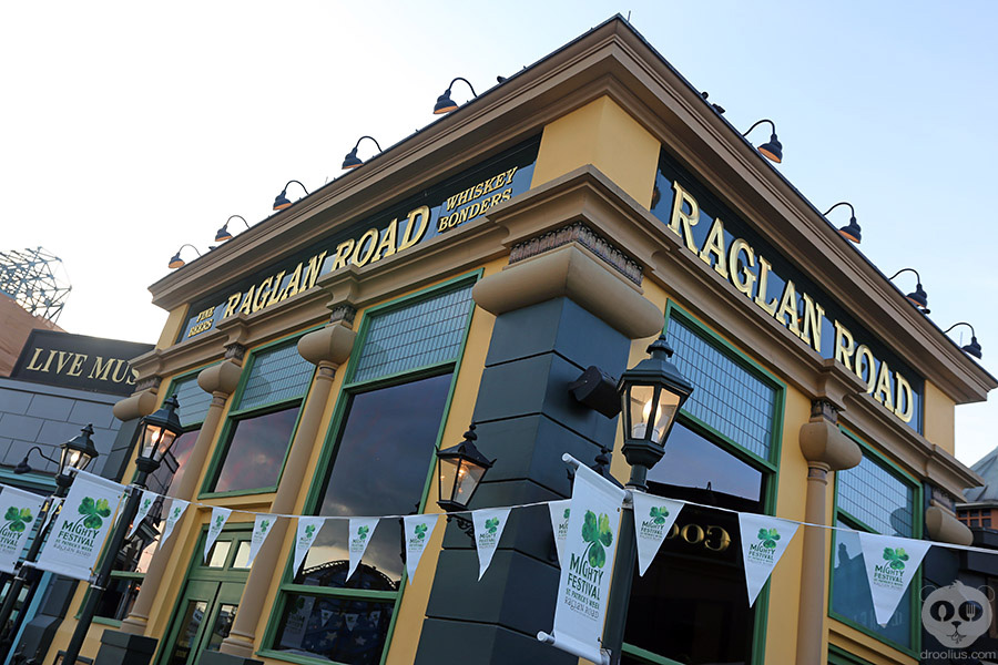 Image result for st patrick day raglan pub