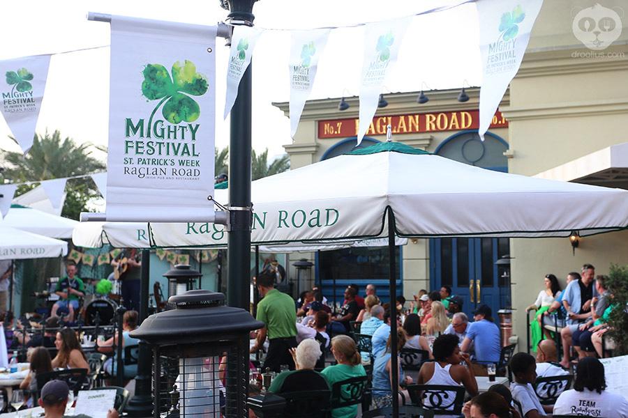 mighty St. Patrick's Festival Raglan Road
