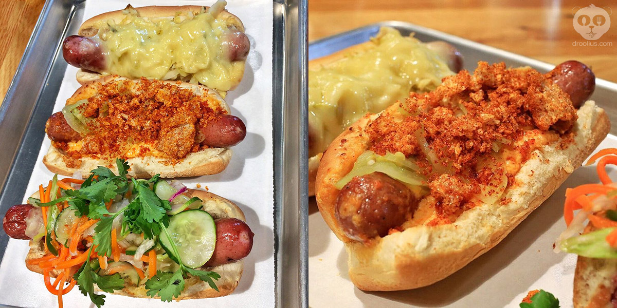 National Hot Dog Day at Swine & Sons