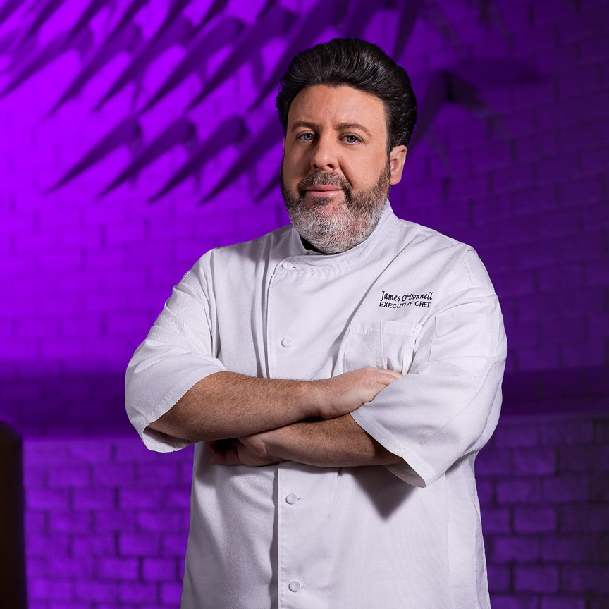 Interview: Meet James O'Donnell, Executive Chef of STK Orlando at Disney Springs