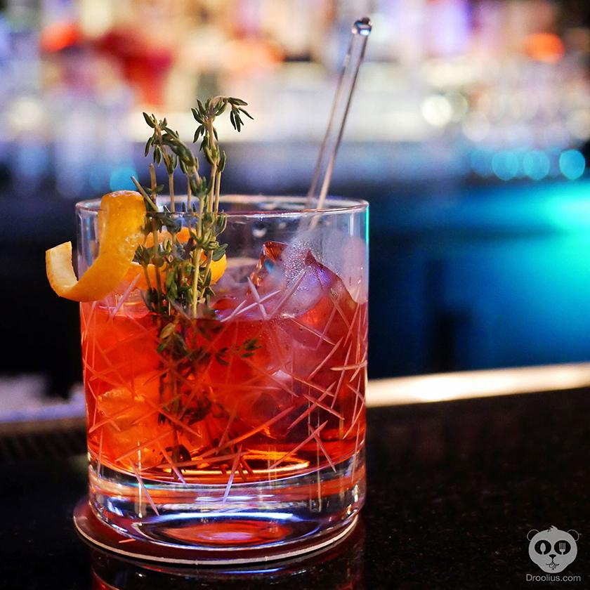 Negroni Week at the AG Restaurant, Ritz Carlton Atlanta